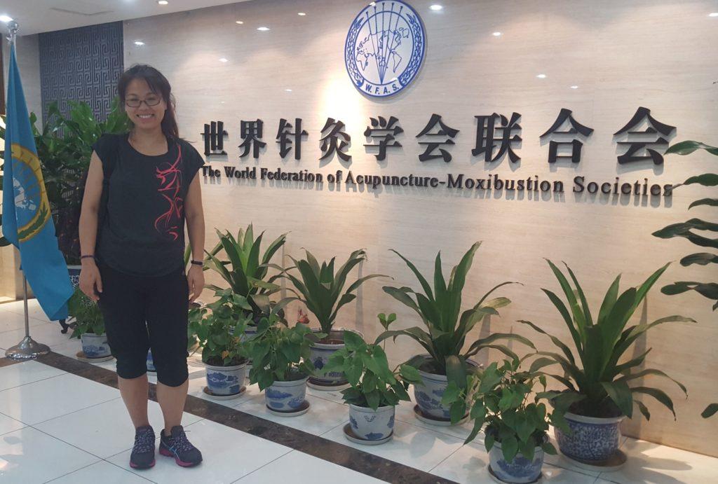 Baoli CUI-SIMON praticienne en médecine traditionnelle chinoise acupuncture