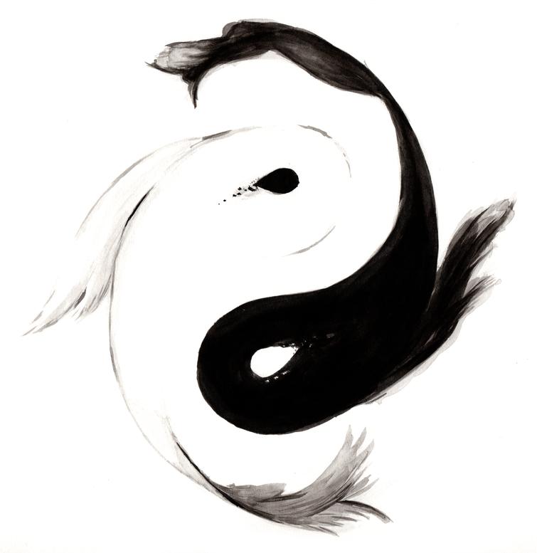 Yin Yang utilisé en Médecine traditionnelle chinoise