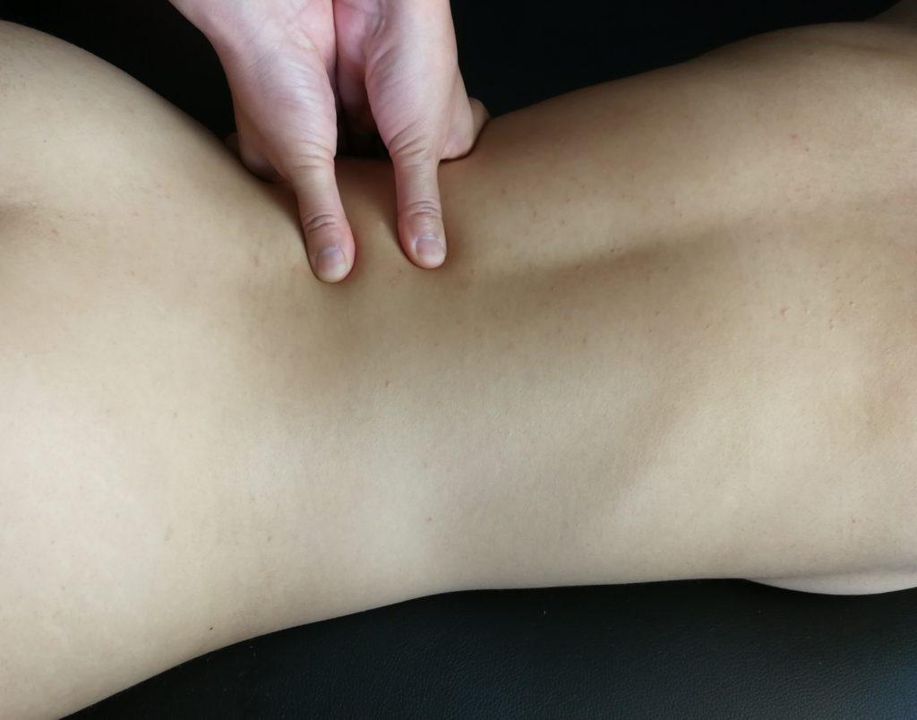 Bon cadeau séance massage