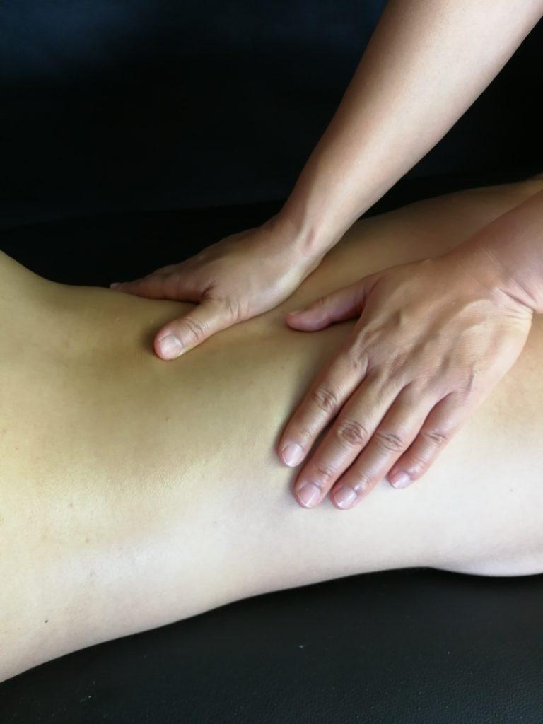 Massage tuina énergétique détente